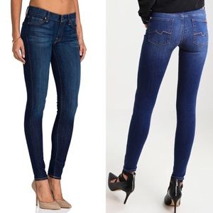 Seven For All Mankind Roxanne Skinny Jeans